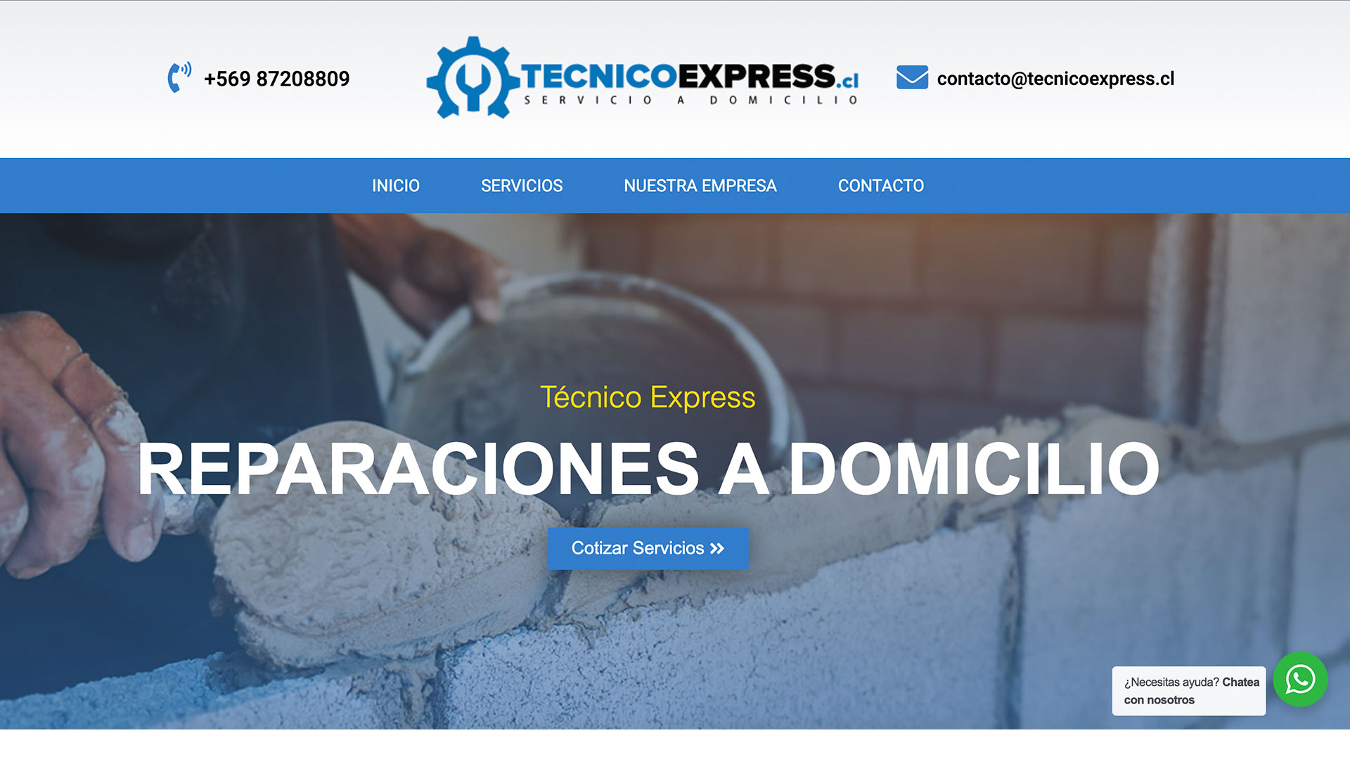 Tecnicoexpress.cl